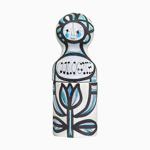 Cologne Bottle by Roger Capron for Vallauris, 1950s