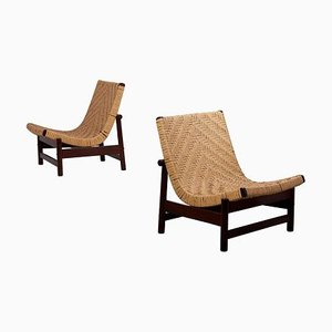 Cuban Guama Lounge Chairs by Gonzalo Cordoba for Dujo, 1950s, Set of 2