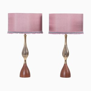Table Lamps by Tony Paul for Westwood Lamps, 1960s, Set of 2