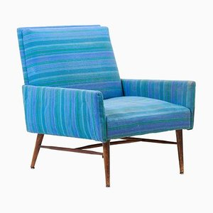 Vintage Lounge Chair by Paul McCobb for Custom Craft Inc., 1950s