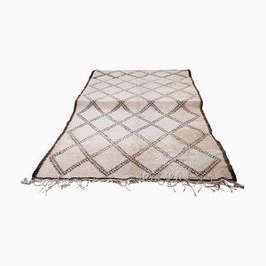 Moroccan Beni Ourain Carpet, 1950s