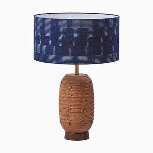 Keramik Tischlampe von Bob Kinzie für Fili, USA, 1960er