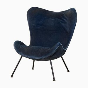 Madame Lounge Chair by Fritz Neth for Correcta, Germany, 1950s