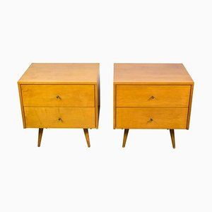 Planner Group Nightstands by Paul McCobb for Winchendon Furniture Company, 1950s, Set of 2