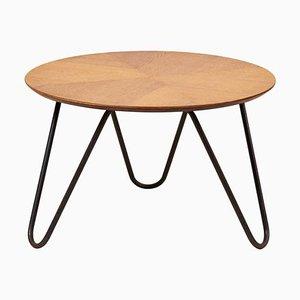 Table Basse par Jacques Hitier pour Tubauto, France, 1950s