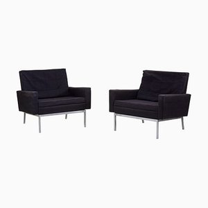 Model 65A Lounge Chairs by Florence Knoll for Knoll, 1950s, Set of 2
