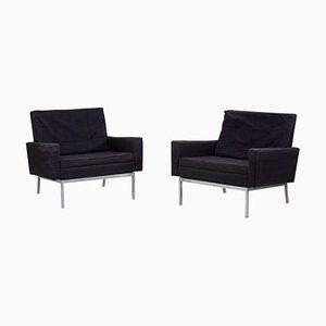 Modell 65A Sessel von Florence Knoll für Knoll, 1950er, 2er Set