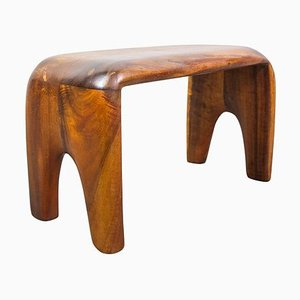 Mid-Century Mexican Studio Stool or Bench by Don S. Shoemaker, 1960s