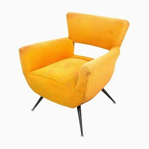 Mid-Century Lounge Chair by Henry Glass, 1950s