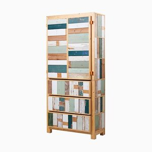 Scrapwood Cupboard by Piet Hein Eek, 2010s