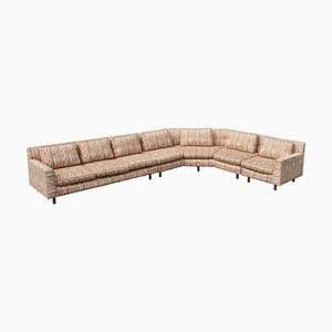 Großes unterteiltes Sofa von Edward Wormley für Dunbar, 1960er
