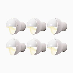 Sconce in White from Raak, 1960s
