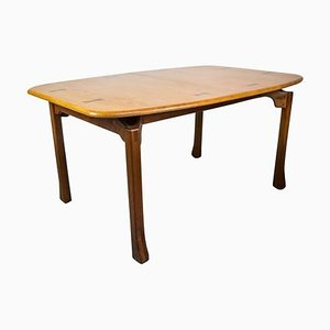 Woodworking Studio Dining Table by Ejner Pagh, 1960s