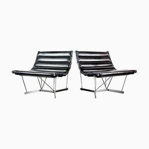 Catenary Chairs by George Nelson for Herman Miller, 1960s, Set of 2