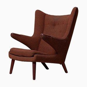 Papa Bear Chair von Hans J. Wegner, 1960er