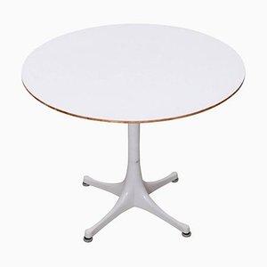 Tavolino da caffè modello 5452 su piedistallo di George Nelson per Herman Miller, anni '60
