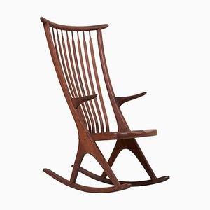 Studio Rocking Chair by Richard Harrison, USA, 1960s