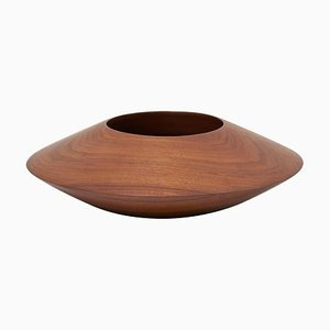 Turned Studio Bowl by Charles M. Kaplan, USA, 1960s