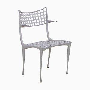 Aluminium Gazelle Chair von Dan Johnson, 1950er