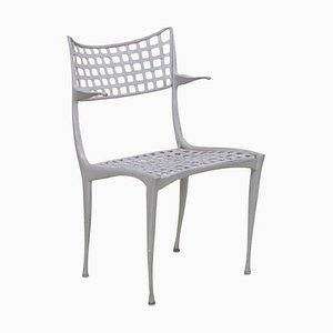 Aluminum Gazelle Chair by Dan Johnson, 1950s