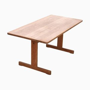 Table Basse par Børge Mogensen pour Fredericia, Danemark, 1950s
