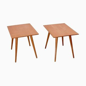 Tables d'Appoint par Paul McCobb pour Planner Group, 1950s, Set de 2