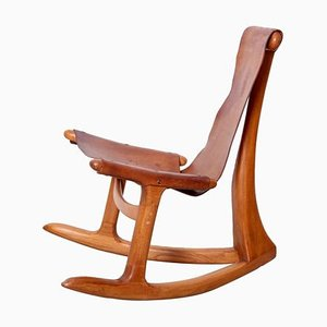 Rocking Chair by Lawrence Hunter, USA, 1960s