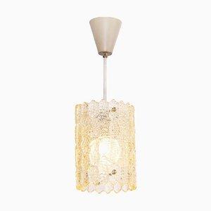 Lampe à Suspension par Carl Fagerlund pour Orrefors, 1960s
