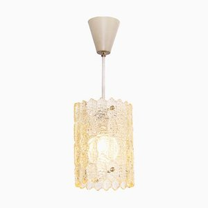 Pendant Light by Carl Fagerlund for Orrefors, 1960s