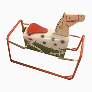 Rocking Horse by Wisa Gloria, 1950s