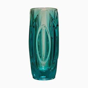 Vase von Rudolf Schrötter für SKLO Union, 1960er