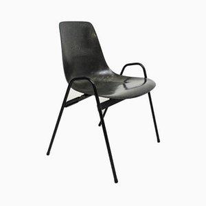 Chaise en Fibre de Verre de Wilkhahn, 1960s