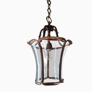 Liberti Style Bronze Ceiling Lamp, 1972