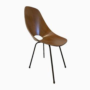 Esszimmerstühle von Vittorio Nobili, 1960er, 6er Set