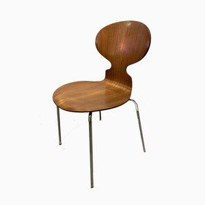 Esszimmerstühle von Arne Jacobsen für Fritz Hansen, 1970er, 4er Set