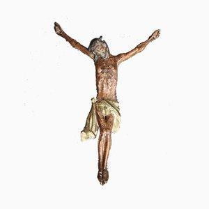 Christ Baroque 18ème Siècle sur la Croix