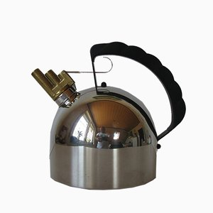 Melodic Kettle by Richard Sapper for Alessi, 1980s