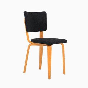 Mid-Century Birkenholz Stühle von Cor Alons für Gouda den Boer, 1950er, 4er Set