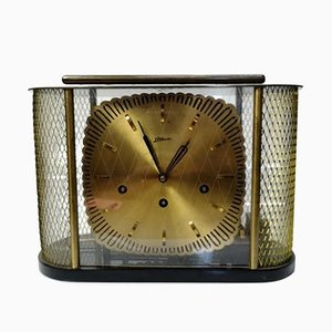 Mid-Century Modern Table Clock from Atlanta, 1950s