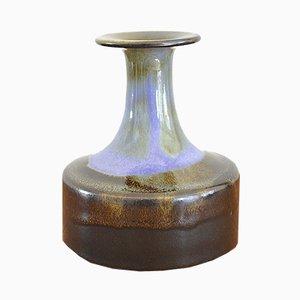 Deutsche Keramik Vase von Barbara Stehr, 1970er