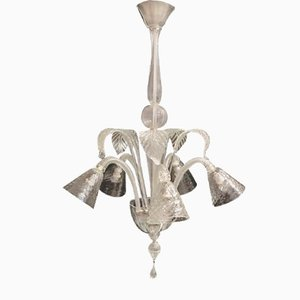 Mid-Century Chandelier from Seguso