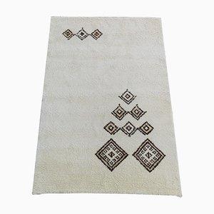 Marokkanischer Handgeknüpfter Vintage Teppich, 1970er