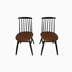 Esszimmerstühle von Ilmari Tapiovaara für Pastoe, 1960er, 2er Set