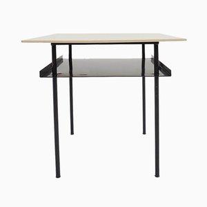 Tables d'Appoint par Wim Rietveld pour Auping, Pays-Bas, 1952, Set de 2