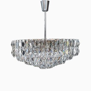 Crystal Chandelier by Bakalowits for Bakalowits & Söhne, 1960s