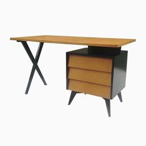 Vintage Office Desk, 1950s