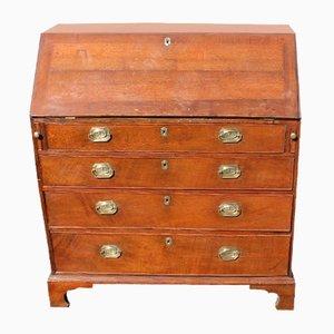Oak Bureaux with Brass Handles, 1700s