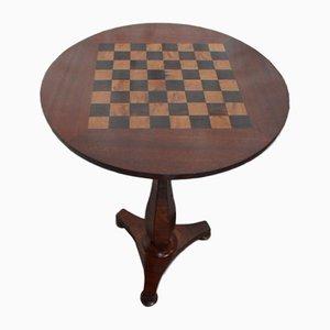Table d'Echecs Antique
