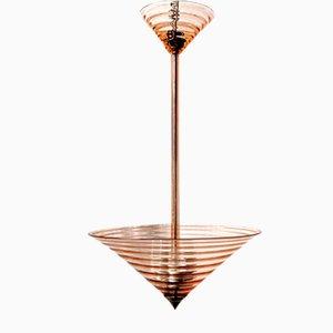 Vintage Deckenlampe von Seguso