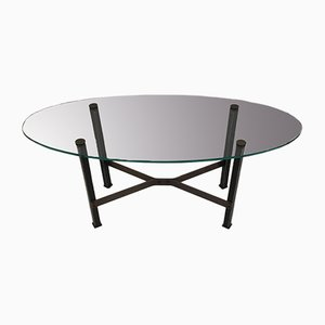 Coffee Table by Mathieu Mathegot for Inconnu, 1960s